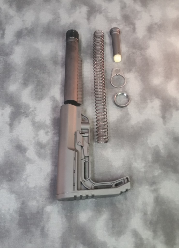 MFT AR15 CARBINE STOCK KIT