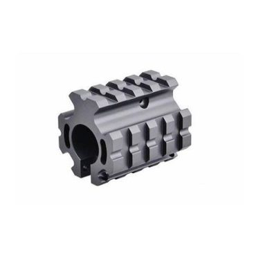 TRINITY FORCE .750 QUAD RAIL GAS BLOCK (LOW)