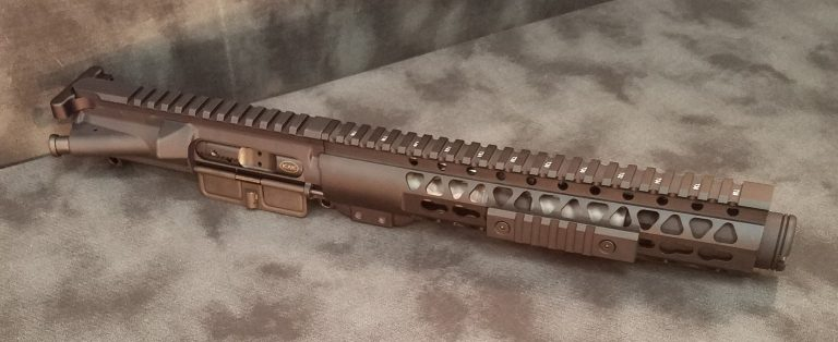AAE 8 INCH 7.62X39 UPPER RECEIVER