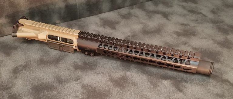 AAE 10.5 INCH .300 BLACKOUT UPPER RECEIVER