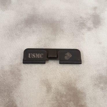 CUSTOM USMC DUST COVER AR15