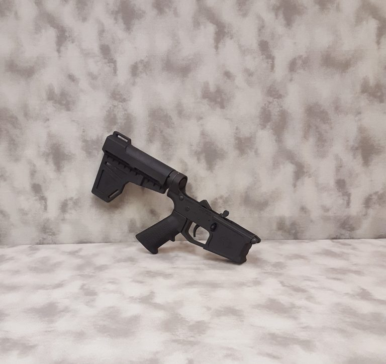 AAE AE15 BILLET PISTOL LOWER RECEIVER