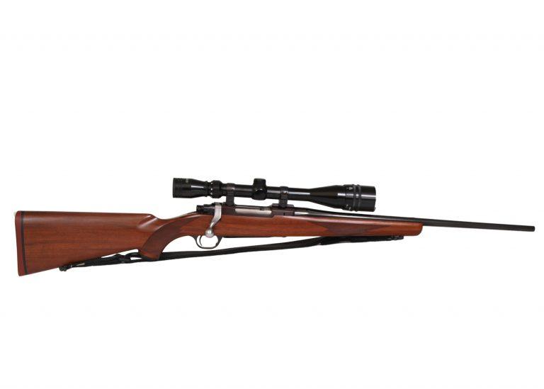 RUGER M77 MK II .223 REM BOLT ACTION RIFLE