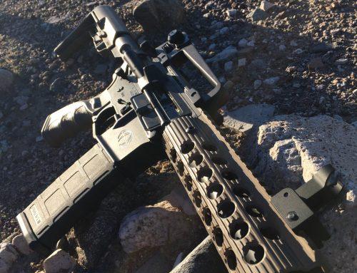 11.0″ 5.56 NATO SBR MAG DUMP!