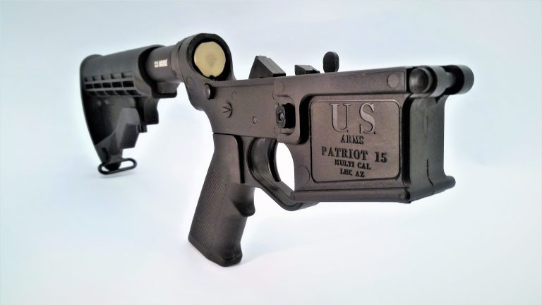 U.S. ARMS® PATRIOT-15® COMPLETE POLYMER LOWER