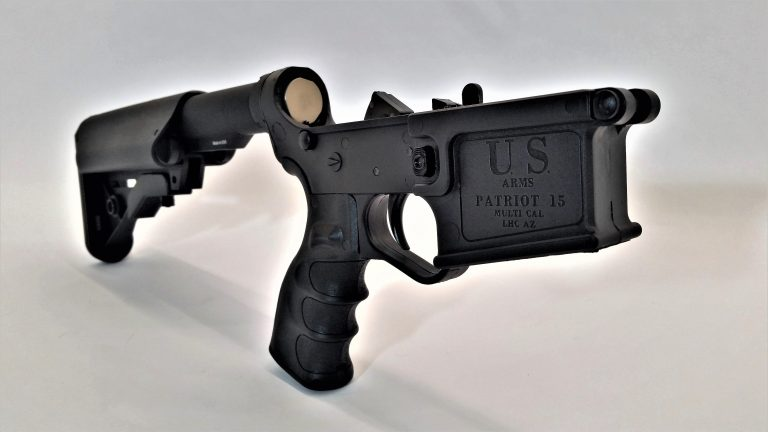 U.S. ARMS® SKADI® COMPLETE POLYMER LOWER