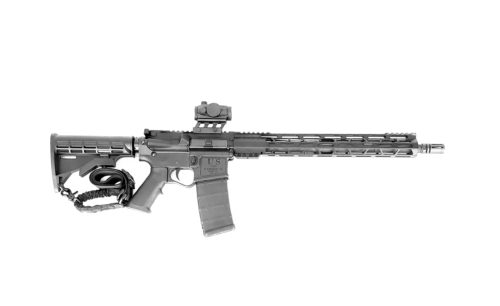 U.S. ARMS® PATRIOT-15® 5.56 NATO RIFLE PACKAGE