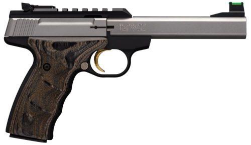 Browning BUCKMARK PLUS UDX 22LR SS 5.5″