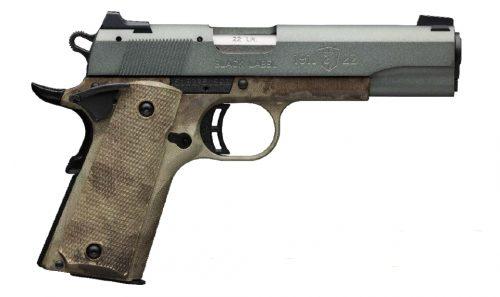 Browning 1911-22 BL SPEED 22LR CMPT   #