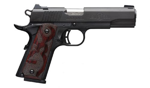 Browning 1911-380 BL 380ACP BLK CPT   #