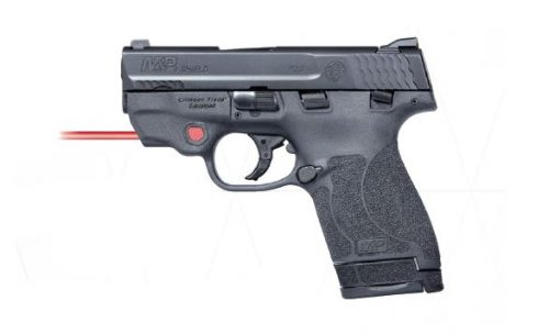 Smith and Wesson M&P9 SHIELD M2.0 9MM LSR SFTY