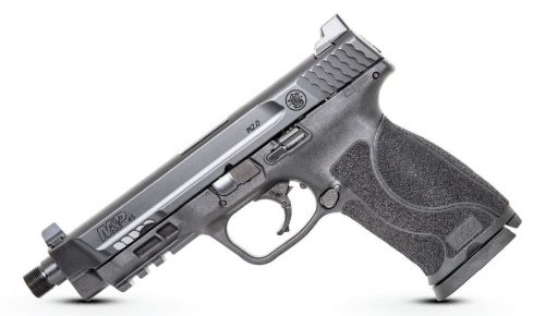 Smith and Wesson M&P45 M2.0 45ACP 10+1 5″ FS TB