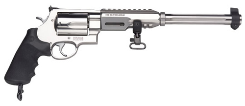 Smith and Wesson 460XVR 460S&W MAG 12″ SS AS