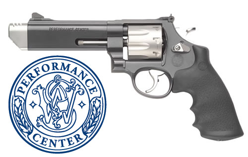 Smith and Wesson 627 V-COMP 357M/38S 5″ 8RD AS