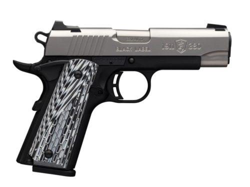 Browning 1911-380 380ACP CMP SS/G10