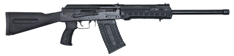 KS12 K-12 12 Gauge 18.25″ 5+1 3″ Black Right Hand