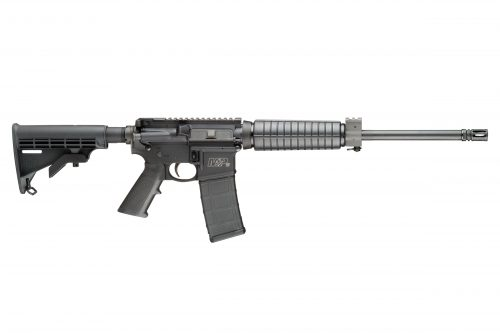 Smith and Wesson M&P15 300WHISP 16″ BLK 30RD