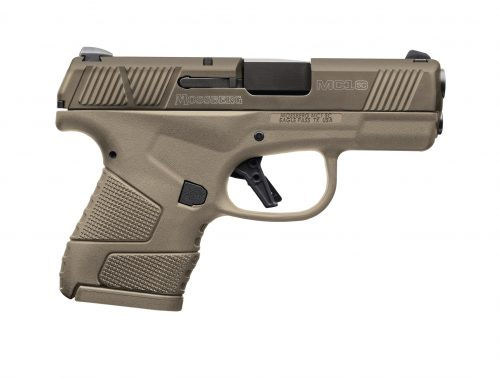 Mossberg MC-1 9MM FULL FDE 3.4″ 7+1 FS