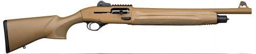 Beretta 1301 TACT 12/18.5 BLK/FDE 3″