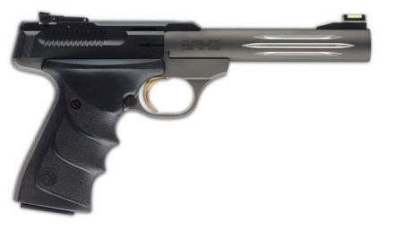 Browning BUCKMARK LT GRAY URX 22LR CA