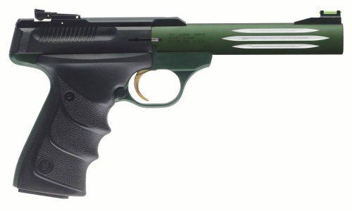 Browning BUCKMARK LT GRN 22LR 5.5″ ADJ