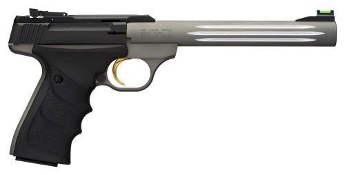 Browning BUCKMARK LITE GRAY 22LR 7.5″