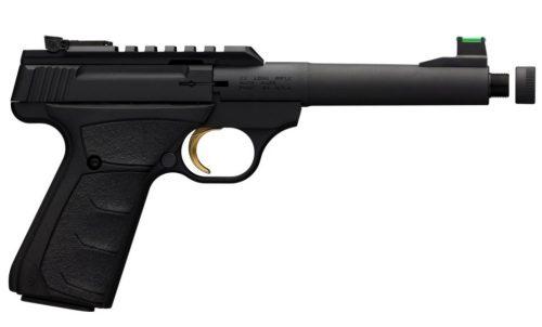Browning BUCKMARK CAMP URX SR 22LR 5.5