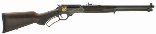 LEVER ACT WILDLIFE 45-70 BL/WD HNH010WL