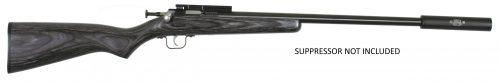 CRICKETT 22LR BL/BLACK LAM TB KEKSA2123