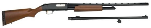 Mossberg 500 COMBO 20GA BL/WD 3″