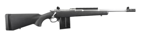 GUNSITE SCOUT 308 SS/SY 16″ MB RUKM77GSS308WIN