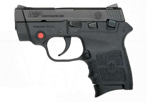 Smith and Wesson BODYGUARD 380ACP 6+1 RED LASER