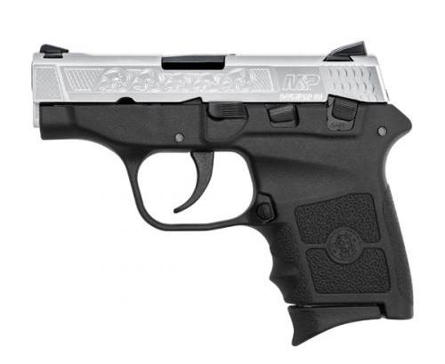 Smith and Wesson BODYGUARD 380ACP 6+1 ENGRAVED
