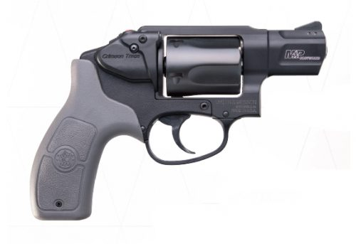 Smith and Wesson BODYGUARD 38SPC 1.9″ BLK LASER