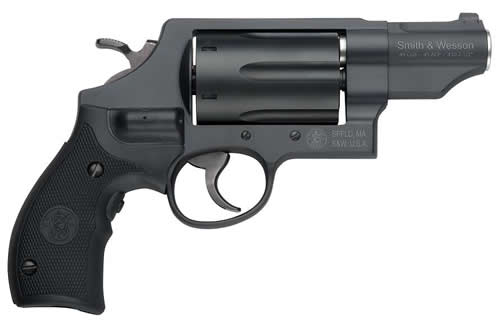 Smith and Wesson GOVERNOR 45/410 2.75 LASER 6RD