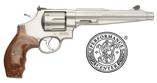 Smith and Wesson 629 44MAG 7.5″ SS/WD AS 6RD