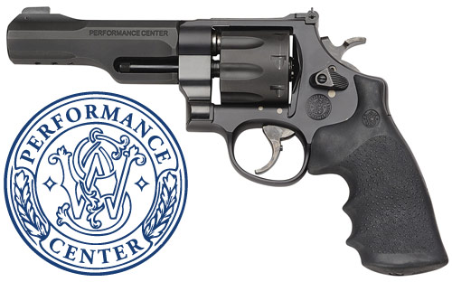 Smith and Wesson 327 TRR8 357MAG 5″ BLK AS 8RD