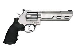 Smith and Wesson 686 PC 357MAG SS 6″ AS 6RD