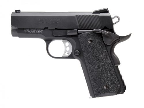 Smith and Wesson SW1911 PRO 9MM BLK 3″ 8+1