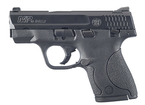 Smith and Wesson M&P40 SHIELD 40S&W 3″ 7+1 SFTY