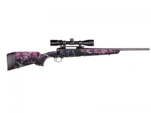 Savage Arms 110 APEX HUNT 308WIN MDDY GIRL