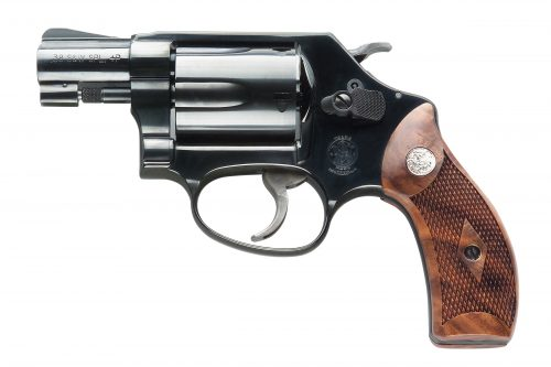 Smith and Wesson 36 38SPC 1-7/8″ BLUE 5RD FS