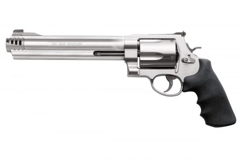 Smith and Wesson 460XVR 460S&W 8-1/2″ SS AS