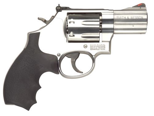 Smith and Wesson 686 PLUS 357MAG 2.5″ SS 7RD AS