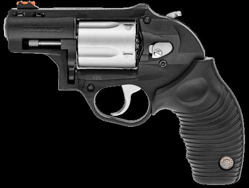 605 POLYMER 357MAG SS 5SH 2″ TA605PLYSS2