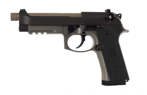 Beretta M9A3 9MM FDE/BLK 5″ 17+1 SFTY
