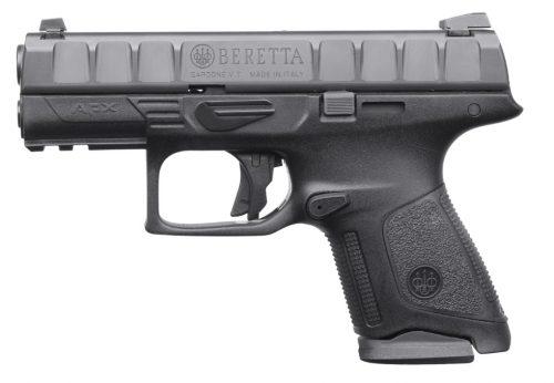Beretta APX COMPACT 9MM BLK/BLK 10+1