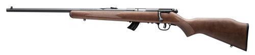 Savage Arms MARK II BOLT 22LR BL/WD CPT LH