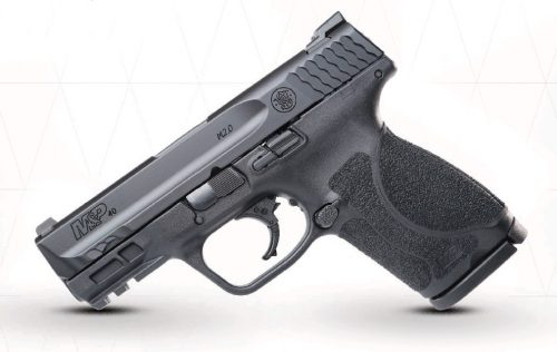 Smith and Wesson M&P40 M2.0 CPCT 40SW 13+1 3.6″