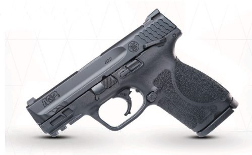Smith and Wesson M&P9 M2.0 CPCT 9MM 3.6″ SFTY